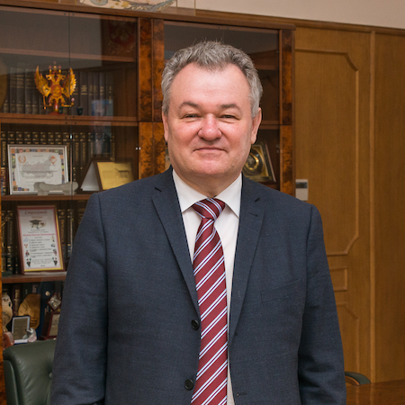 Блажеев Виктор Владимирович